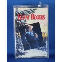 "Kenny Rogers - cassette ""Christmas With Kenny Rogers"""