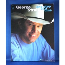 "George Strait - songbook ""One Step At A Time"""