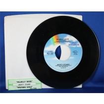 """Marty Stuart - 45 LP """"Hillbilly Rock"""" & """"Western Girls"""""""