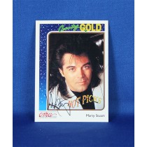 Marty Stuart - autographed 1992 Country Gold trading card #3