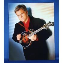 Ricky Skaggs - 8x10 color photograph with mandolin