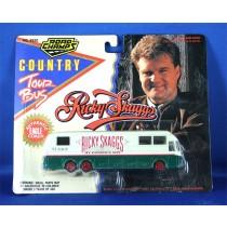 Ricky Skaggs - Tour bus