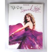 "Taylor Swift - songbook ""Speak Now"""