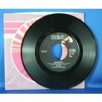 "Sylvia - 45 LP ""Snapshot"" & ""Tonight I'm Gettin' Friendly With The Blues"""