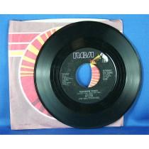 "Sylvia - 45 LP ""Rainbow Rider"" & ""Heart On The Mend"""