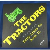 Tractors - autographed promo flat #5