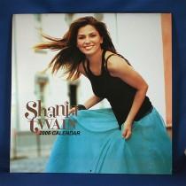 Shania Twain - 2006 & 2017 calendar