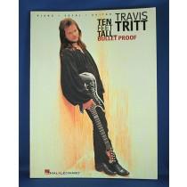 """Travis Tritt - songbook """"Ten Feet Tall And Bullet Proof"""""""