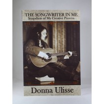 "FFF Charities - Donna Ulisse - autographed book ""The Songwriter In Me"""