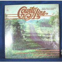 "Various Artists - LP ""County Line"""