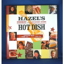 "Various Artists - book ""Hazel's Hot Dish: Cookin' With Country Stars"""
