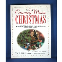 "Various Artists - book ""A Country Music Christmas"""