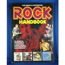 "Various Artists - book ""The New Illustrated Rock Handbook"" 1986"