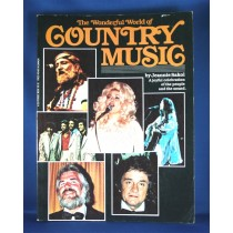 """Various Artists - book """"The Wonderful World of Country Music"""" by Jeannie Sakol"""