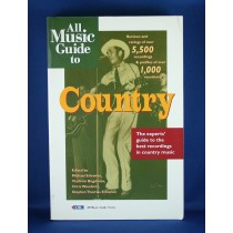 """Various Artists - book """"All Music Guide To Country"""""""