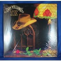 "Don Williams -  LP ""Listen To The Radio"""