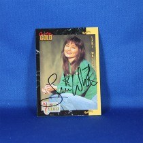 Lari White - autographed 1993 Country Gold trading card #5