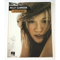 """Kelly Clarkson – songbook """"Breakaway"""""""