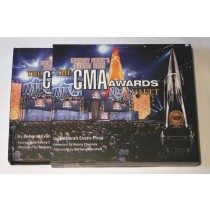 "CMA – book ""The CMA Awards Vault"""