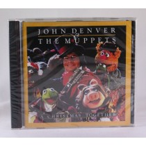 """John Denver – CD """"A Christmas Together"""" with The Muppets"""