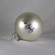 FFF Charities – Moe Bandy - white Christmas ornament #7