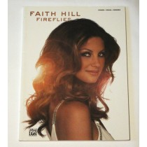 "Faith Hill – songbook ""Fireflies"""