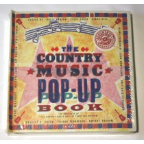 "Hall of Fame – book ""The Country Music Pop-up Book"""