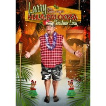 """Larry The Cable Guy – DVD """"Larry The Cable Guy's Hula-Palooza Christmas Luau"""""""