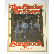 """Statler Brothers – songbook """"The Statler Brothers Songbook"""""""