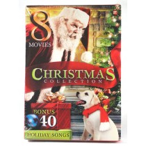 """Various Artists – DVD """"8 Movie Holiday Collection"""""""