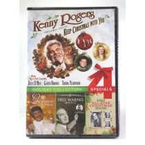 """Various Artists – DVD """"4 Specials Holiday Collection"""""""