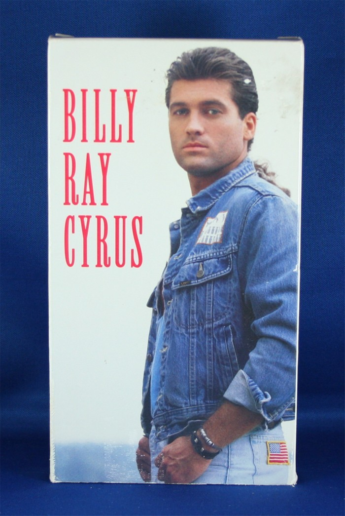 Billy Ray Cyrus - VHS Billy Ray Cyrus
