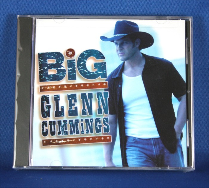 "Glenn Cummings - album ""Big"""