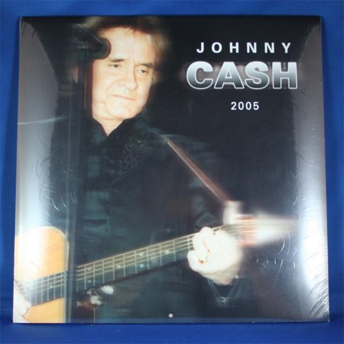 Johnny Cash - 2005 Calendar