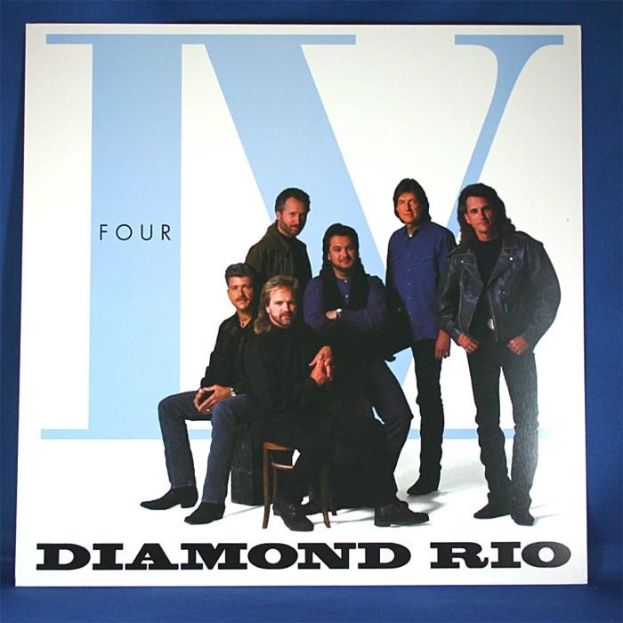 """Diamond Rio - promo flat """"IV Four"""""""