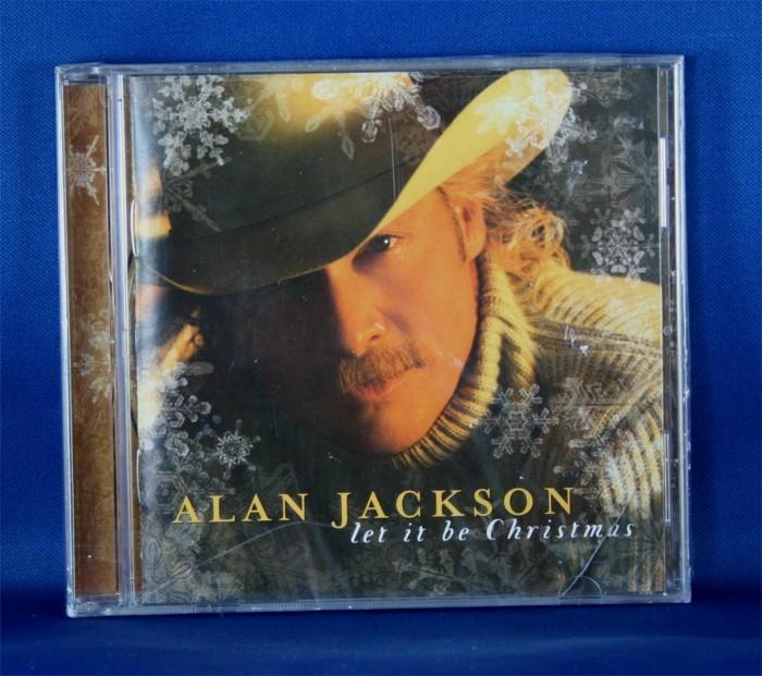"Alan Jackson - CD ""Let It Be Christmas"""