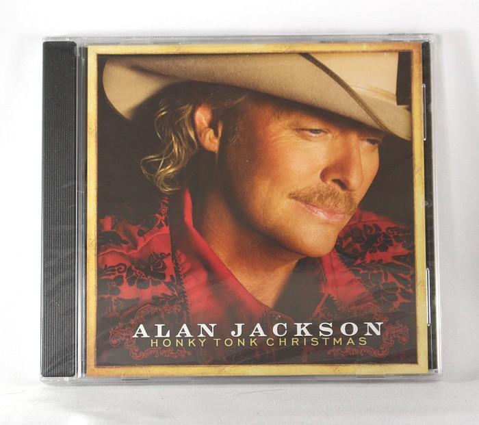 """Alan Jackson - CD """"Honky Tonk Christmas"""""""