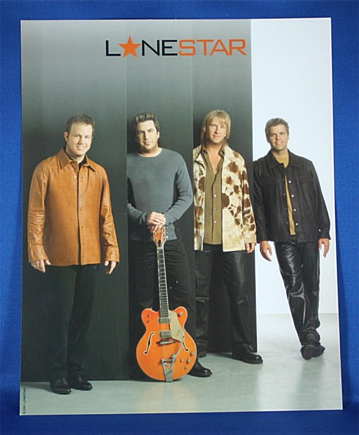 Lonestar - 8x10 color photograph grey mod backdrop