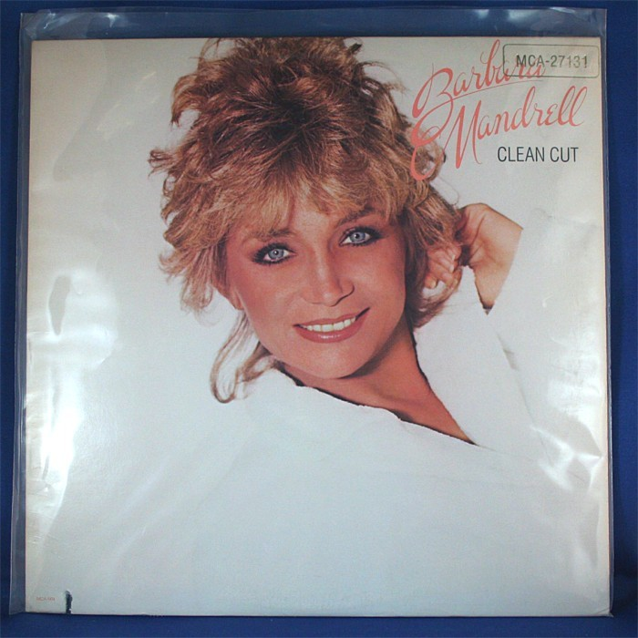 "Barbara Mandrell - LP ""Clean Cut"""