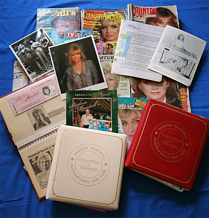 Barbara Mandrell - fan collection