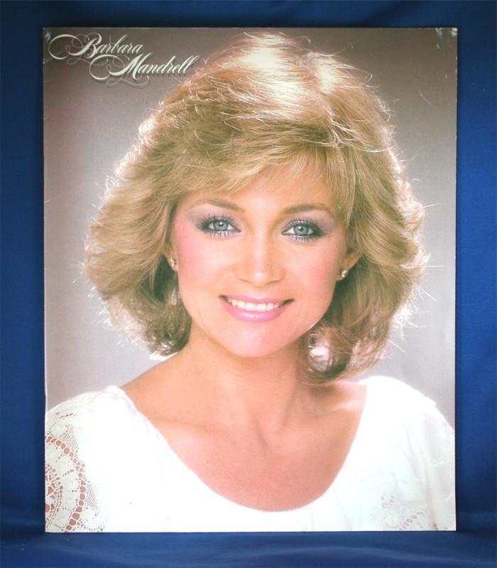 Barbara Mandrell - tour book 1982