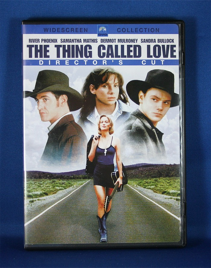 """KT Oslin - DVD """"The Thing Called Love"""" PV"""