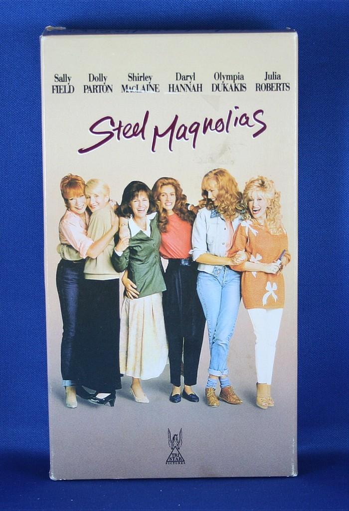 """Dolly Parton - VHS """"Steel Magnolias"""""""