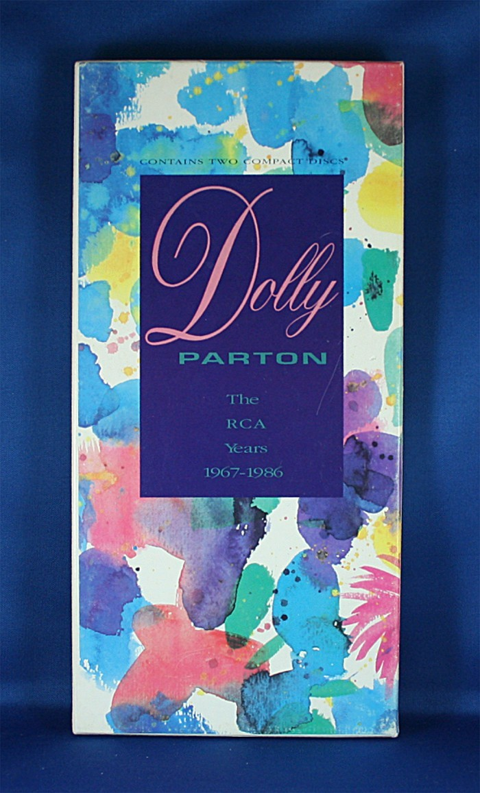 "Dolly Parton - box set ""The RCA Years 1967-1986"""