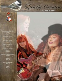 Strictly Country Magazine - Volume 17 Issue 1
