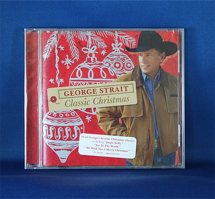 "George Strait - CD ""Classic Christmas"""