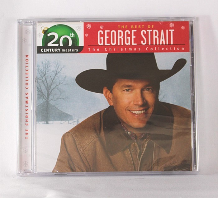 "George Strait - CD ""The Best of George Strait: The Christmas Collection"""
