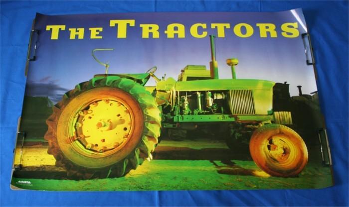 Tractors - promo poster