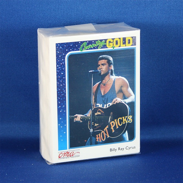 """Various Artists - trading cards 1992 """"CMA Country Gold"""""""