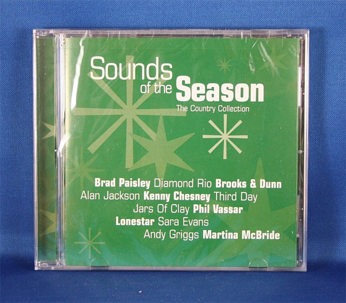"""Various Artists - CD """"Sounds Of The Season"""""""